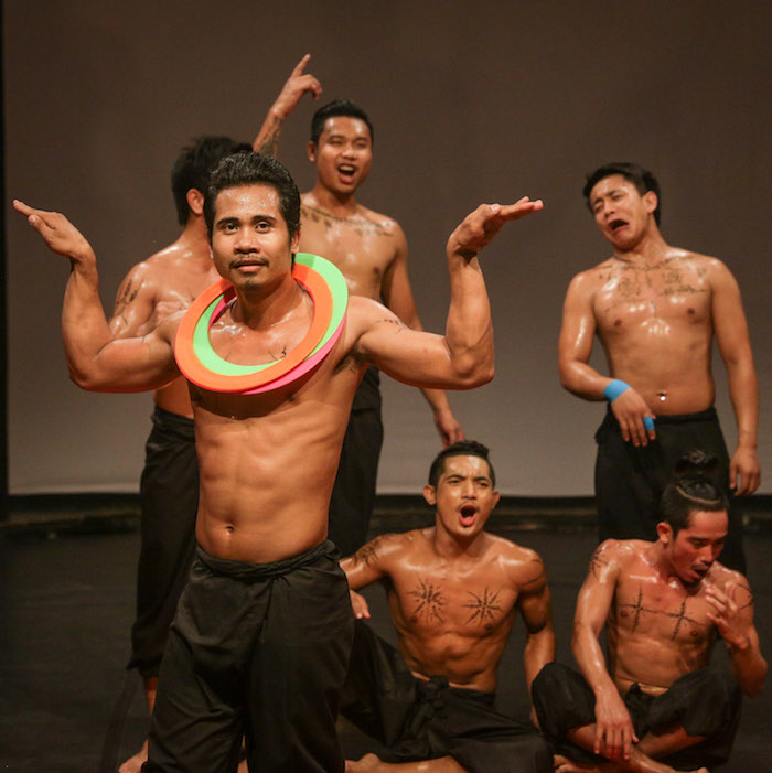 Phare, The Cambodian Circus - Eclipse