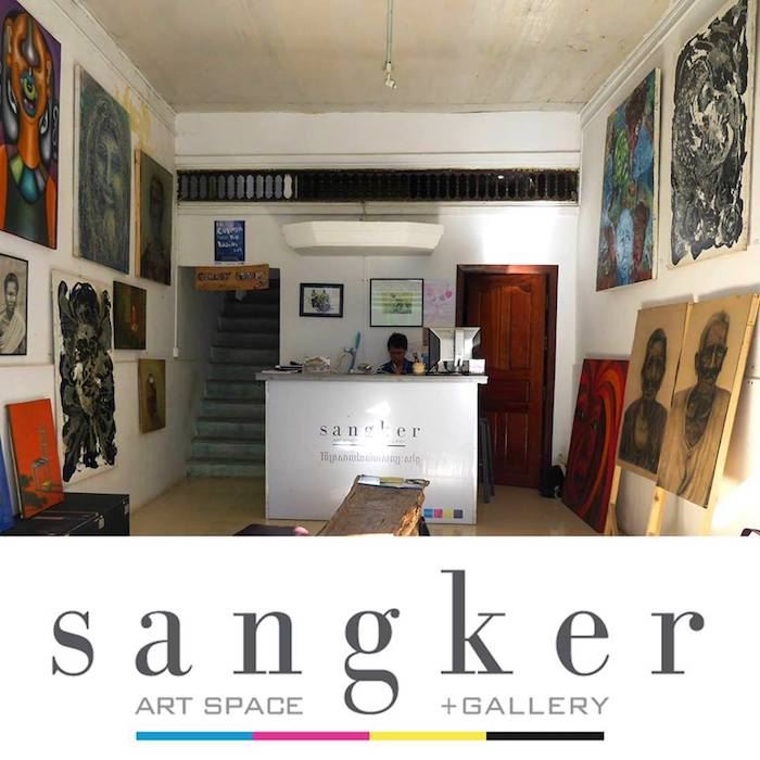 Sangker Art Space